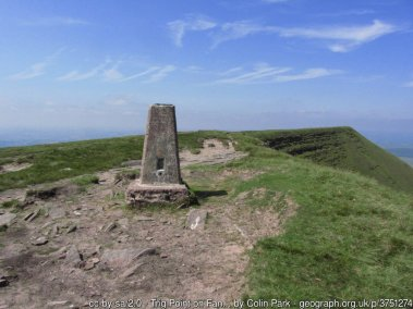 Cambrian Way Stage 6 – Storey Arms – Llanymddyfri