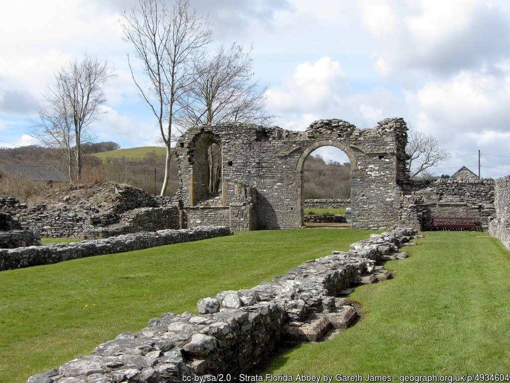 Cambrian Way Stage 8 –Rhandirmwyn to Strata Florida
