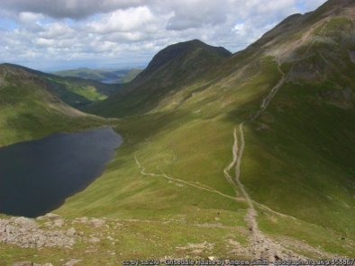 All The Walking Routes up Fairfield