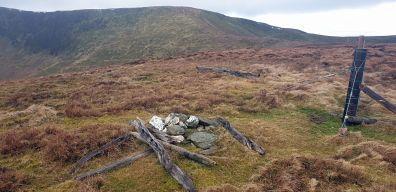 Walk up Cadair Berwyn via Mynydd Tarw Ridge