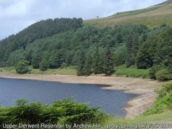 Best Walks from Ladybower Reservoir and the Upper Derwent Valley