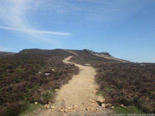 A View of Ladybower Reservoir Walk