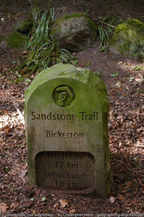 The Sandstone Trail