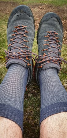 Bridgedale Hike Ultra Light T2 sock Review
