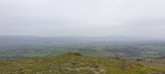 Walk up Caer Caradoc Hill from Church Stretton