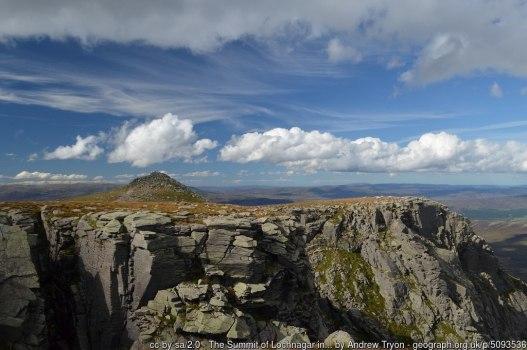 The Summit of Lochnagar