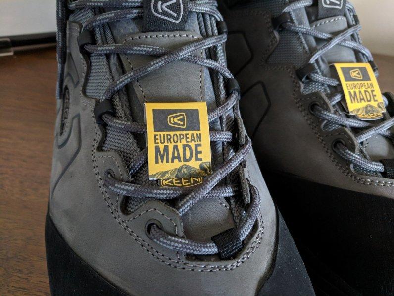 Keen Karraig Boots 01