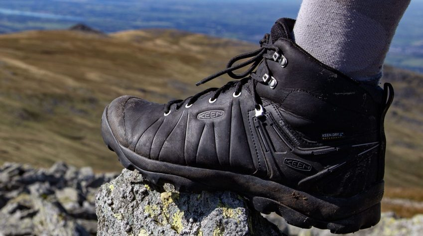 Keen Men's Venture Leather WP Boot Review