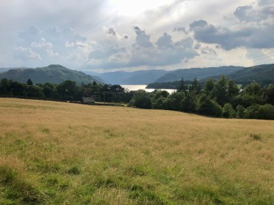 TheUllswater Way -Howtown to Pooley Bridge