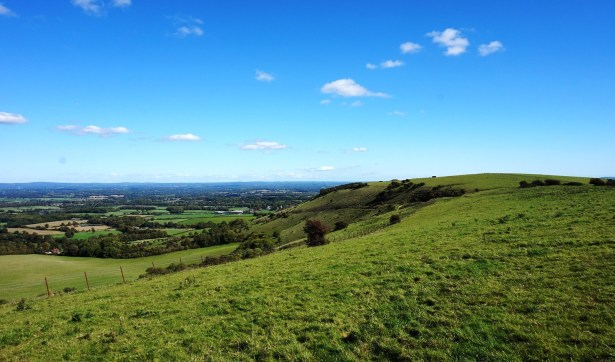 Walk Up Ditchling Beacon