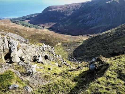 Slieve Commedagh via Glen River 8.1 Pot of Pulgarve