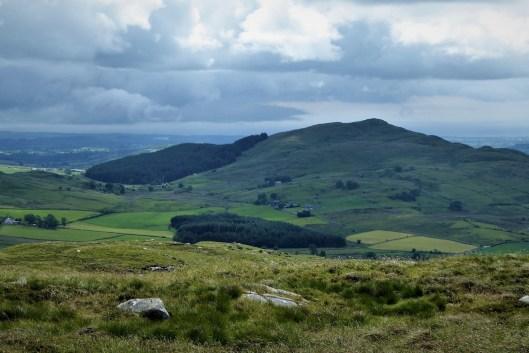 10.2 Slievegarran Walk up Cratlieve - Dromara Hills