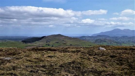 11.2 Walk up Cratlieve - Dromara Hills