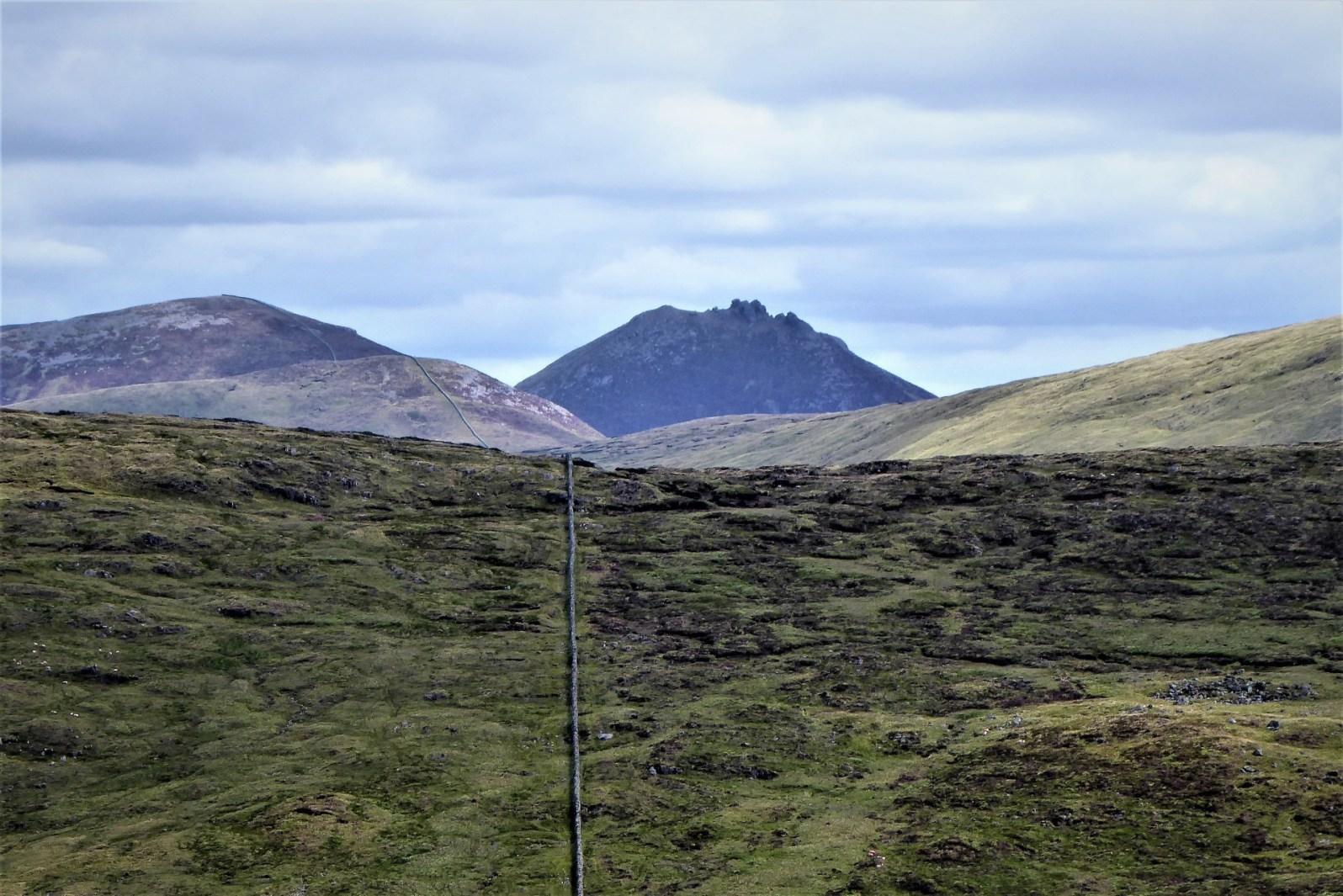 13.3 Bearnagh Five Mourne peaks