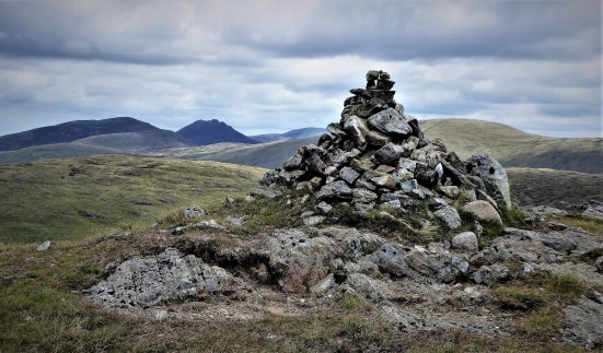 14.0 Five Mourne peaks