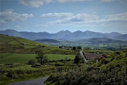 15.1 Walk up Cratlieve - Dromara Hills