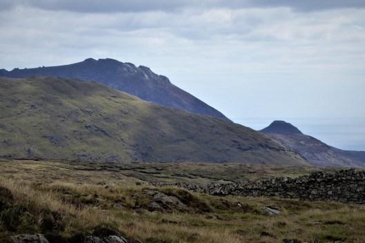 15.2 Binnian and Wee Binnian Five Mourne peaks