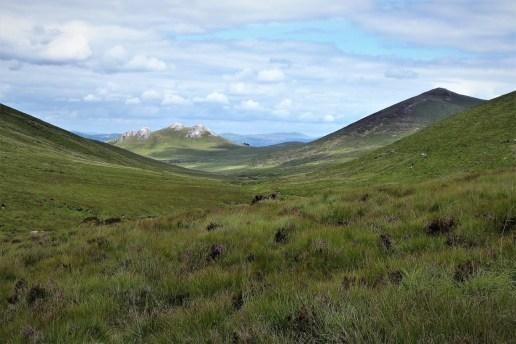 17.1 Five Mourne peaks