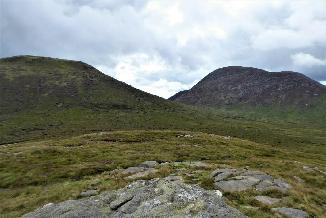 18.0 Five Mourne peaks