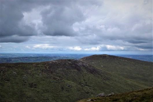 18.4 Five Mourne peaks