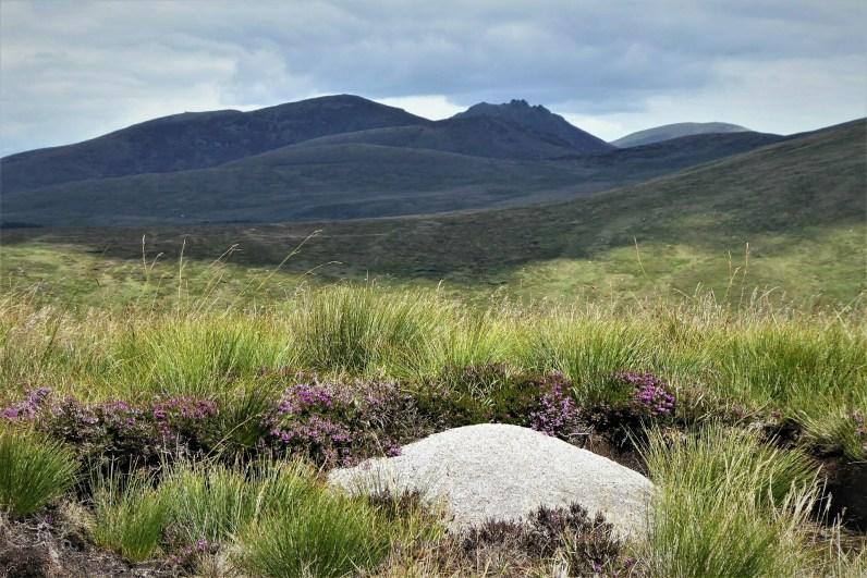 19.3 Five Mourne peaks