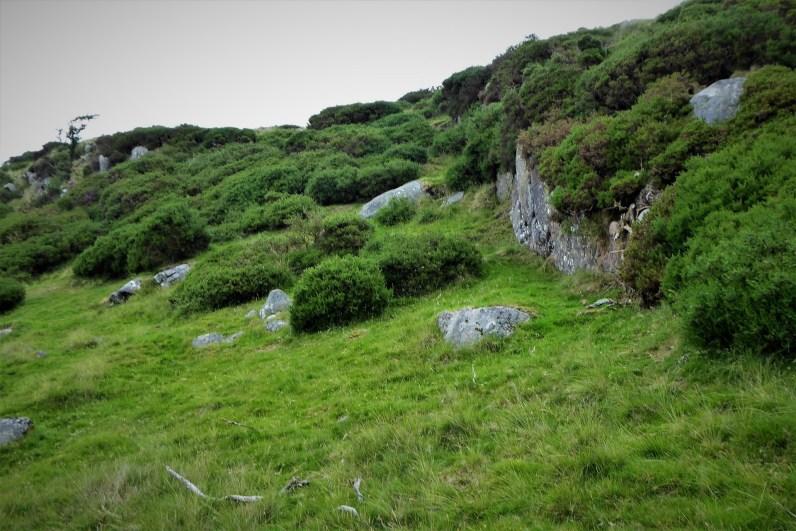 7.0 Walk up Cratlieve - Dromara Hills