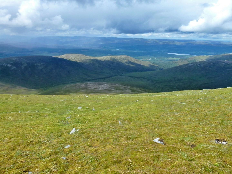 Walk up Sgor Gaoith from Glen Feshie - Cairngorms