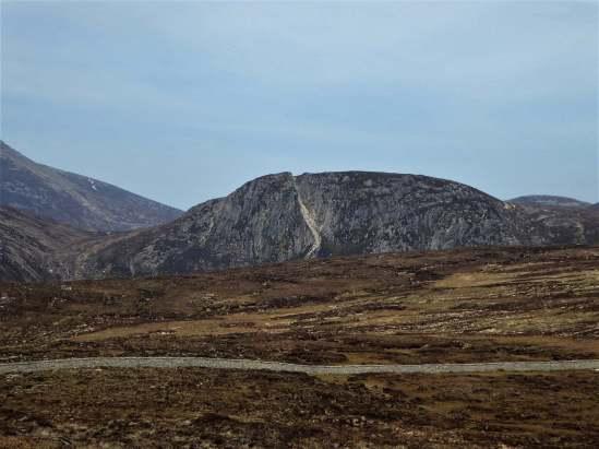 9.1 Chimney Rock Mountain via Carr's Face Quarry