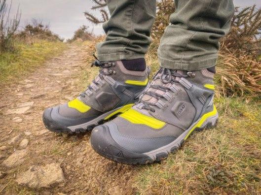 Keen Ridge Flex Waterproof Hiking Boots Review
