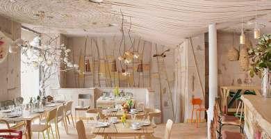 Restaurante ecológico