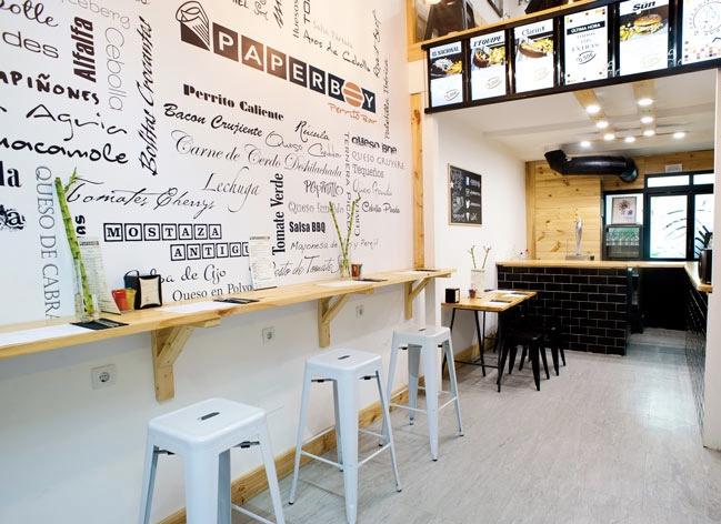 Restaurante Paperboy