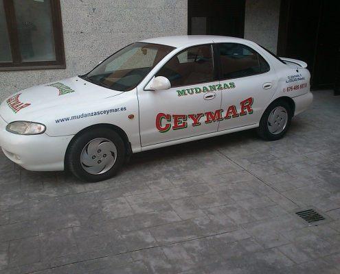coche comercial mudanzas