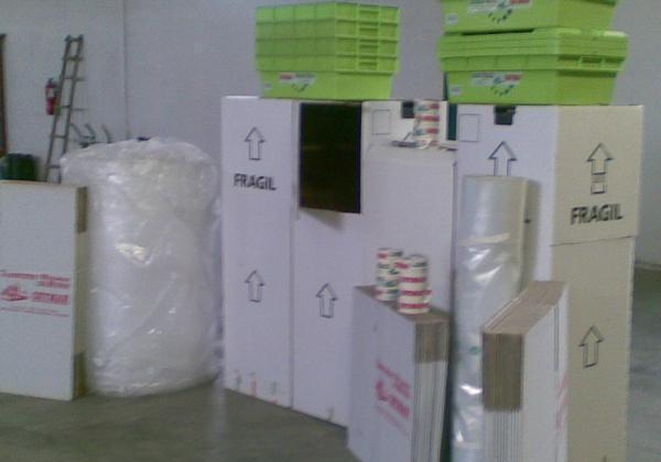 material embalaje