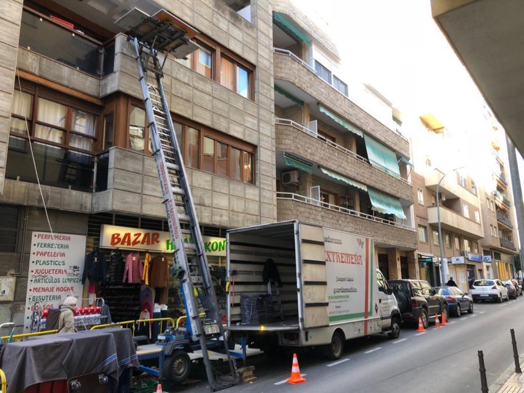 Mudanzas Económicas en Badajoz