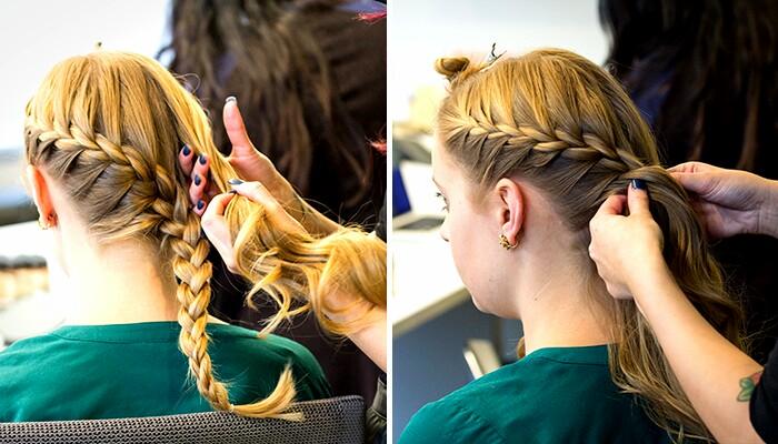 Cara Membuat Sanggul Modern Dari Rambut Sendiri Mudation Com