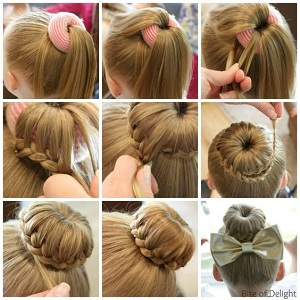 Cara Membuat Sanggul Rambut Pendek Dengan Mudah Mudation Com
