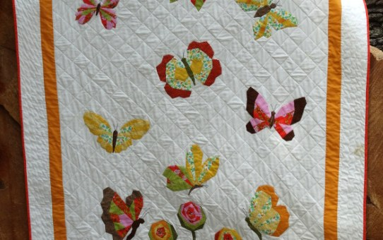 Butterflies for the Briar Rose Challenge