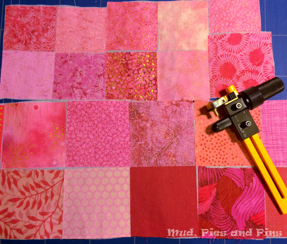 Pebble-icious mini quilt | Mud, Pies and Pins