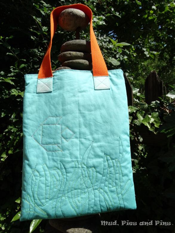 Summer Pillow  Swap Makes | Mud, Pies and Pins