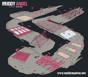 Muddy Angel Run Munchen 2019 Mudradar De