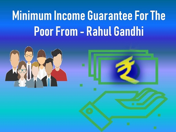 Minimum Income Guarantee For The Poor From