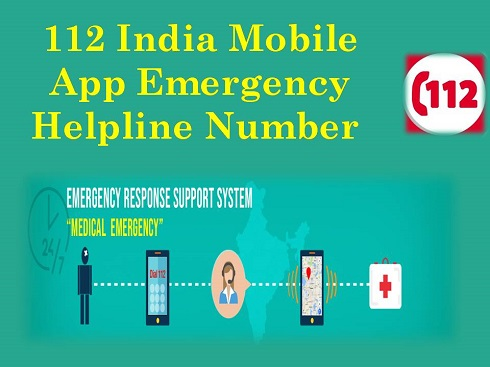112 helpline number