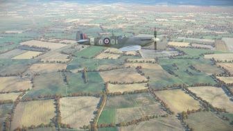 spitfire_over_the_countryside