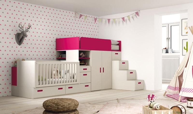Habitación Juvenil 4