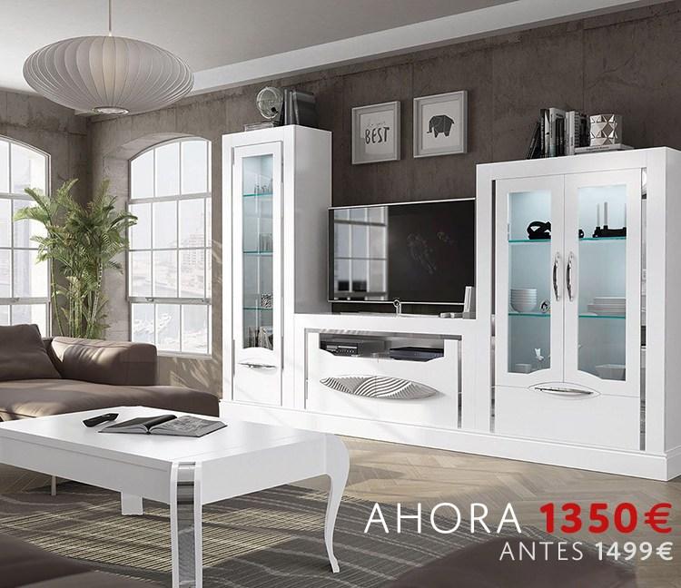 Modular Silver & White
