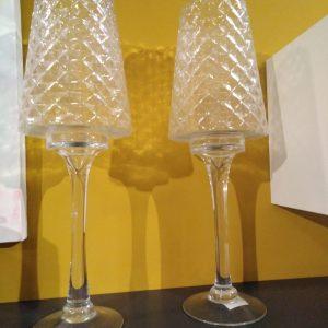 jarrones cristal