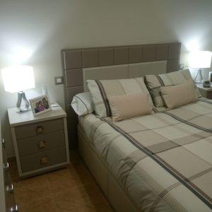 dormitorio lacado- siboney