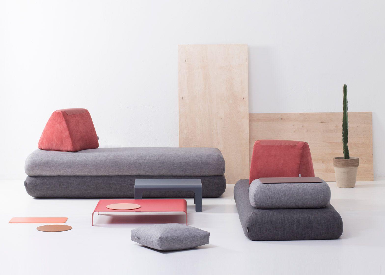 Las tendencias en los muebles: multifuncionales y nómadas