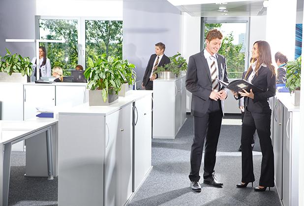 8 mandamientos para tener una oficina saludable