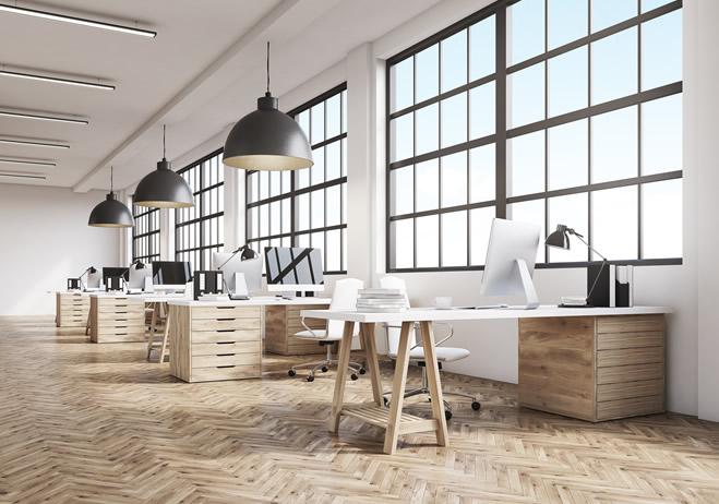 Así impacta una oficina amplía en la actividad de los empleados
